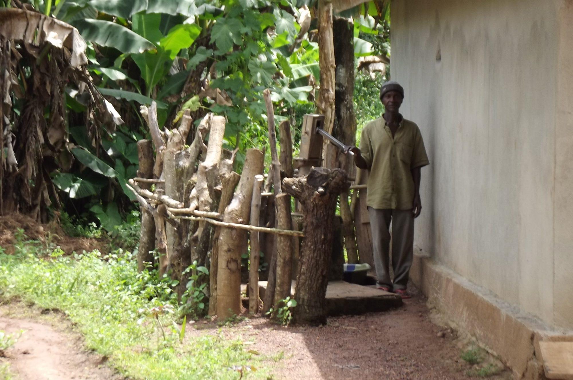 Kamabayoi Borehole pump