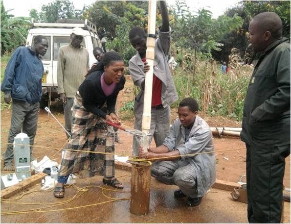Borehole repair