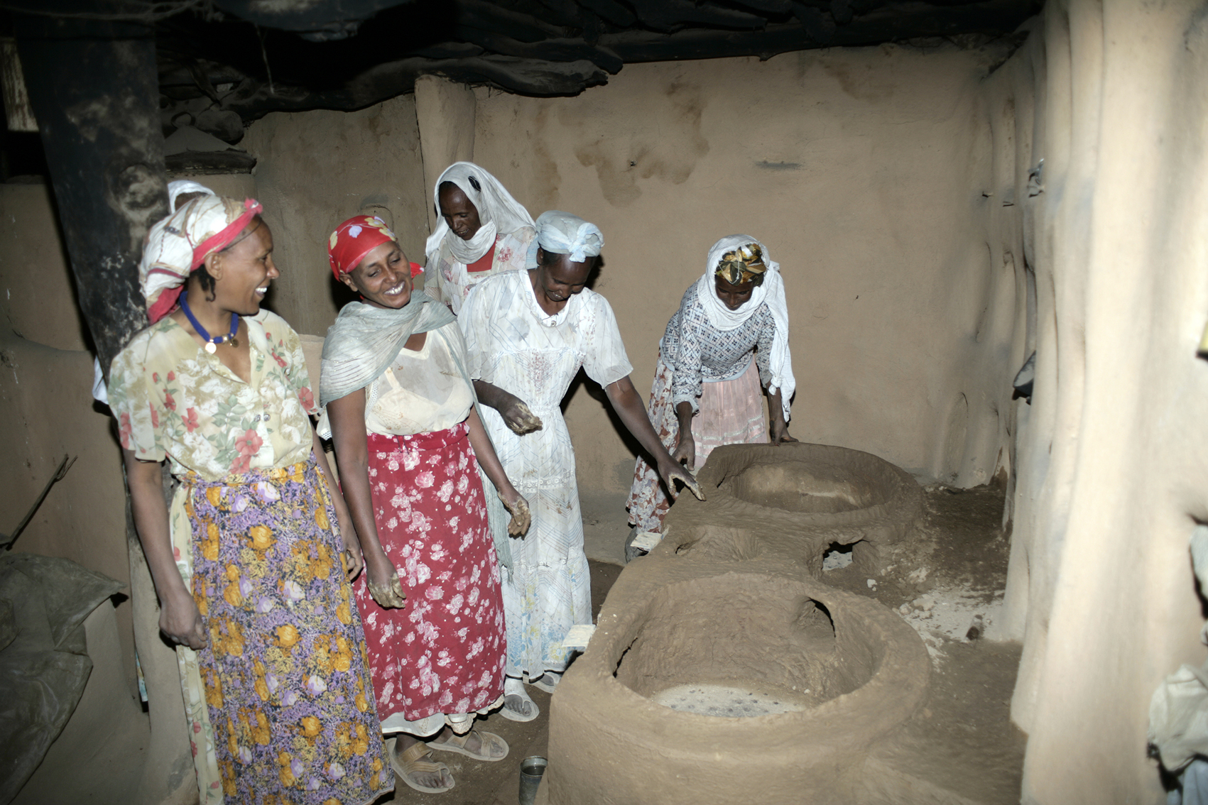 Eritrea stove - making (5)